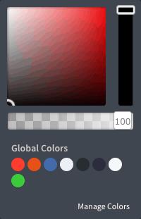 Oxygen WordPress Color Picker